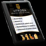 informacijski zaslon - uTabla